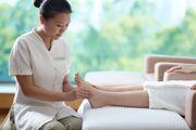 Chinesische Traditionell Wellness Massage in