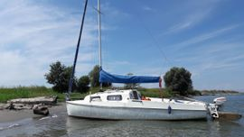 Segelboot und Badeboot Neptun 210 Bodenseezulassung