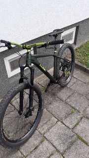 cube reaction tm Mountainbike