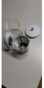 Arzum Teekanne mit Kaffeemaschine