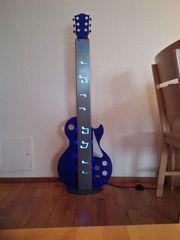 Stehlampe Dekolampe Gitarre
