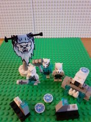 Lego Legends of Chima Eisbärstamm