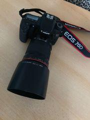 Canon eos 70d Zubehör Objektiv