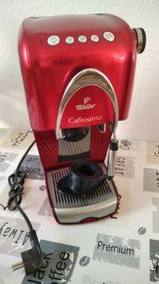 Kaffeemaschine Tchibo Cafissimo Kapseln