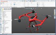 Solid Works CAD Software