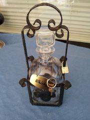 ganz besondere Whiskey Flasche - Abschließbar