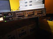Server SunFire 2x CPU 128