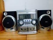 Philipps Mini Hifi Stereoanlage C330