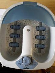 Fußbad Wellness- Fußsprudel- Fußmassagebad