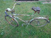 Oldtimer Herren Fahrrad der Marke