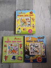 3 Magnetbücher top Zustand Biene