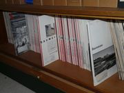 BAUMEISTER ca 170 Zeitschriften - davon
