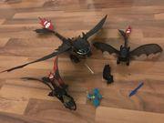 Ohnezahn Figuren Set aus Drachenzähmen