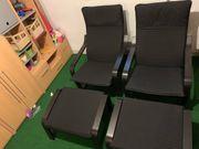2x Relax Sessel Schwingsessel Relaxstühle