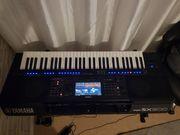 Yamaha Psr-Sx900 Tastatur