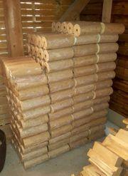 Holzbriketts 51 Packungen u 1