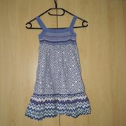 Kleid Sommerkleid für Mädchen Gr