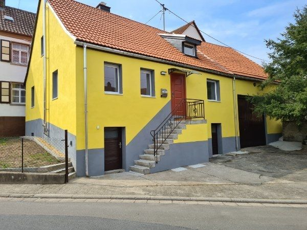 Kernsaniertes einfamilienhaus mit Großer Scheune