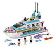 Lego-Friends Yacht Nr 41015