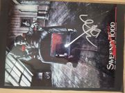 Autogramm von Johnny Depp Original