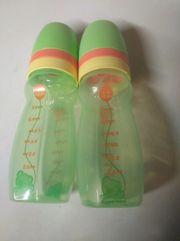 2 Tupper Ware Baby Flaschen