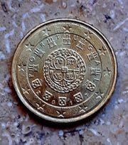 2017 Portugal 10 Euro Cent