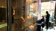 Erfolgreicher Frisörladen in Sülz