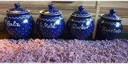 Echt Bürgeler Keramik Geschirr