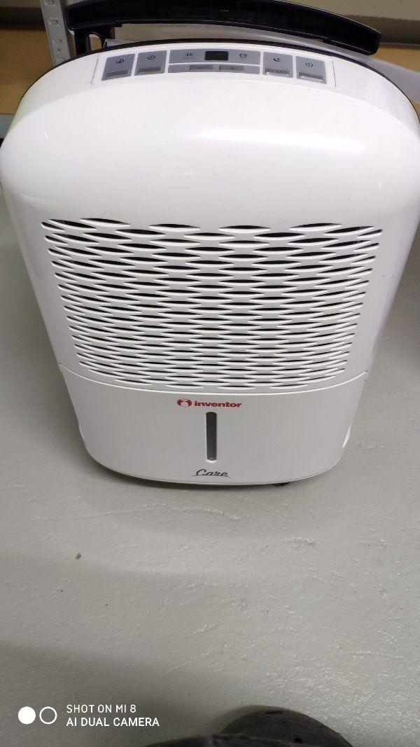 Luft Enfeuchter- Inventor