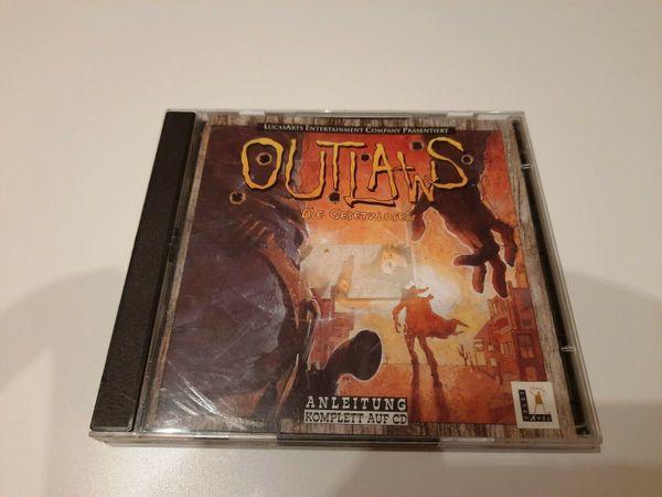Outlaws Die Gesetzlosen PC Lucasarts