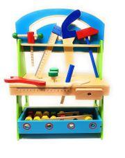 20 Tlg Profi Kinderwerkbank Werkzeug