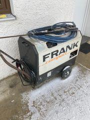 Verkaufe einen Frank Dampfstrahler