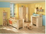 Kinderzimmer Paidi Bruno Bett und