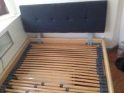 Sehr gut erhaltenes Bett zu