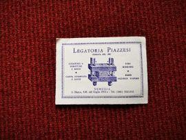 Gastronomie, Ladeneinrichtung - Spezielle Venezianische Speisekarte 70o