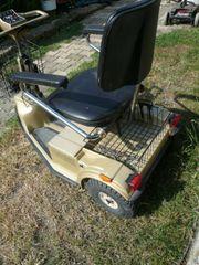 Elektromobil Rollstuhl