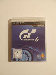 Gran Turismo 6 für Playstation