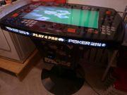 Pokerautomat Pokertisch von Bally Wulff