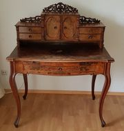 Chippendale Schreibtisch - Originalzustand