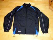 NEUWERTIGE dunkelblaue Trainingsjacke Größe S