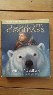 The Golden Compass audiobook