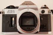 Canon AE1 Programm - 2 Objektive