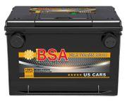 BSA US CAR Autobatterie 75Ah