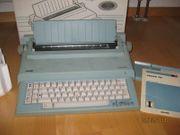 Schreibmaschine elektrisch
