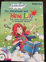 Ins Abenteuer mit Hexe Lilli