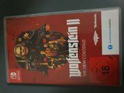 Wolfenstein Switch Spiel