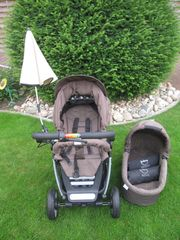 Kinderwagen-Set Cosmo 11 HB von