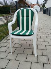 Kettler Gartenstühle mit Sitzauflagen