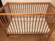 Kinderbett Gitterbett von Pinolino mit
