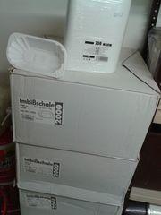 versch Verpackungsmaterial für Speisen TO